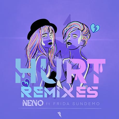 Hurt - Remixes Cover Art.png