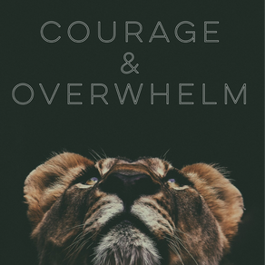September: Courage & Overwhelm