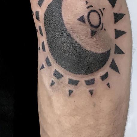 Tatuajes ilustraciones, blanco y negro