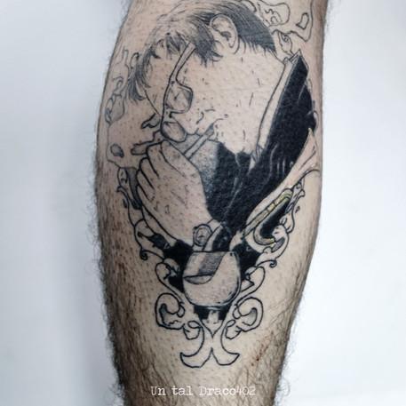 Tatuajes de ilustraciones en InkCubo