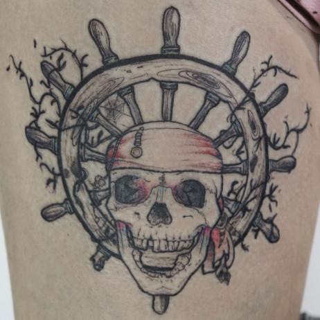 Tatuajes ilustraciones en Sevilla, InkCubo