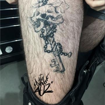 Tatuajes curados en InkCubo Tattoo Studio