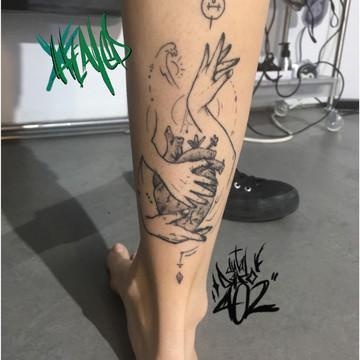 Tatuajes en Sevilla capital