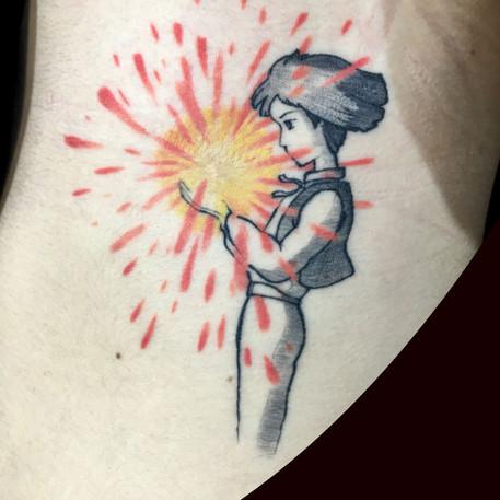 Tatuajes curados de InkCubo