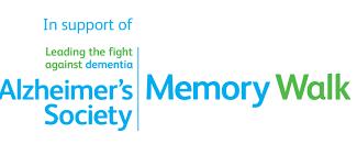 Alzheimer's Memory Walk - 1st September