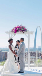 Four Seasons Roof Wedding