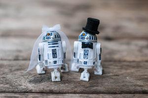 Star Wars Wedding.Star Wars Wedding Inspo