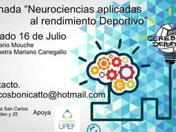 Jornada de Neurociencias Aplicadas al Rendimiento Deportivo - Club Villa San Carlos