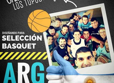 """Entrenamiento previo al mundial - Selección Argentina de Básquet de Sordos """"Los Topos"""""""