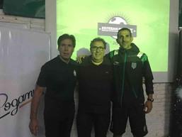 """Curso para Entrenadores de Arqueros de Fútbol """"AFAHE"""""""