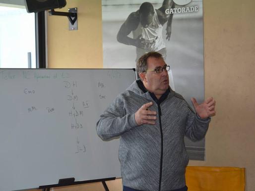 TALLER DE NEUROCIENCIA APLICADA AL ENTRENAMIENTO DEPORTIVO