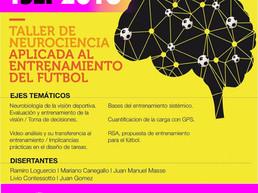1º Taller de Neurociencias Aplicadas al Entrenamiento de Fútbol - CABA