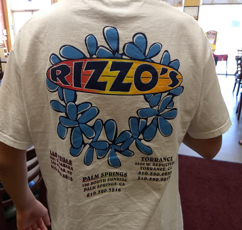 Old School Rizzo's T-Shirt