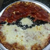 Poke Ball Pizza