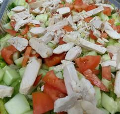 Chicken Salad Tray