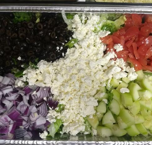 Greek Salad Tray