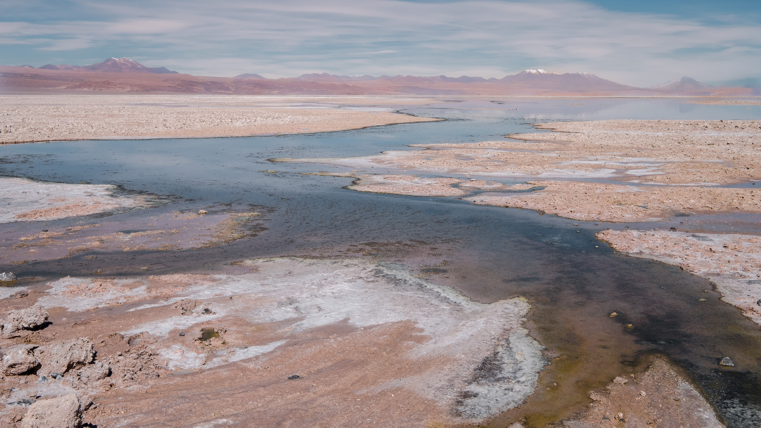 Salar De Atacama, Atacama Desert, Chile