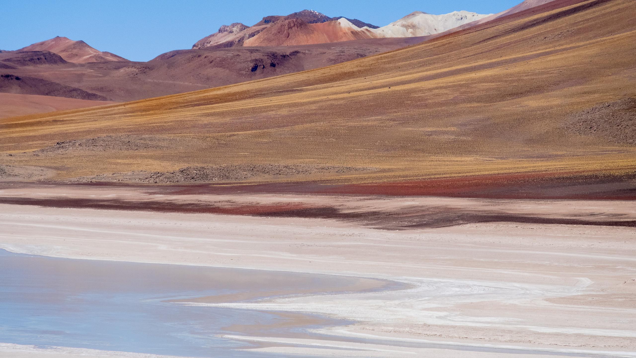 Desierto De Dalí, Potosi Province, Bolivia