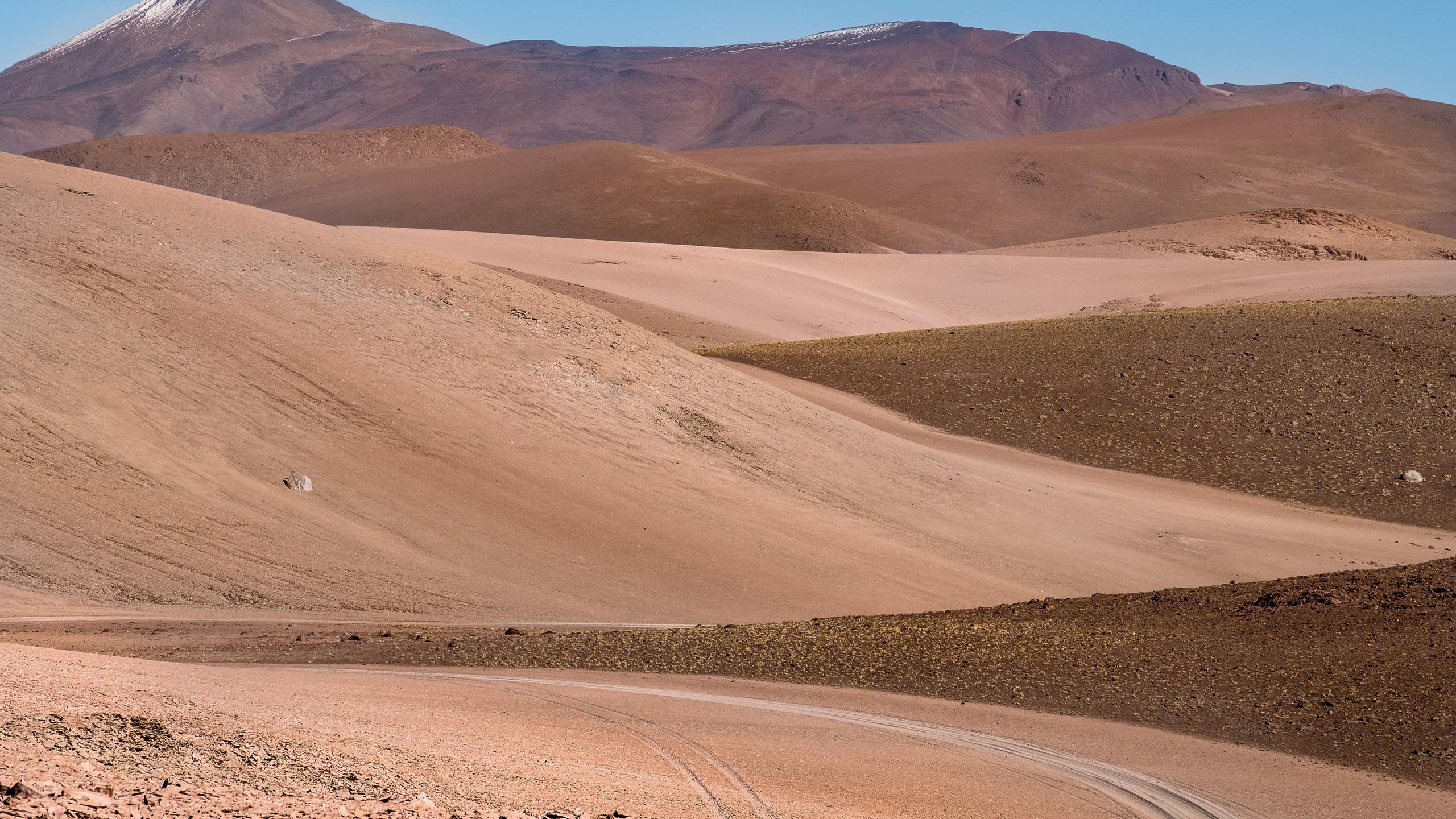 Desierto De Dali, Potosi Province, Bolivia