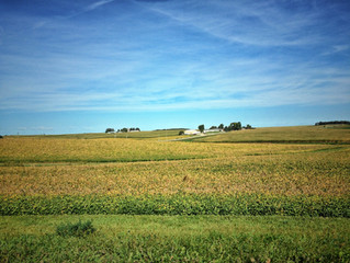 Eastern Iowa Roadtrip
