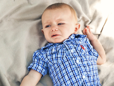 My baby cries every evening. Is this colic?