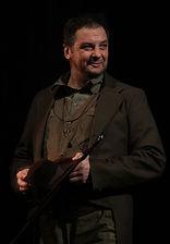 Александр Рыщенков. Фотография спектакля «Люди как люди», фото: Кристина Бабаева
