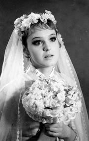Елена Сотникова. Фотография спектакля «Анна Каренина», 1983 год