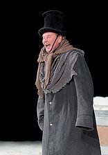 Михаил Васьков. Фотография спектакля «Маскарад»