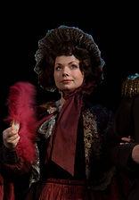 Александра Стрельцина. Фотография спектакля «Бесы», 2012 год