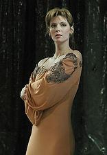Лидия Вележева. Фотография спектакля «Отелло», 2000 год