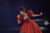 Марина Есипенко в спектакле «Соломенная шляпка», фото Яны Овчинниковой