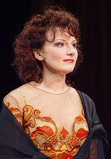 Марина Есипенко. Фотография спектакля «Отелло», 2002 год