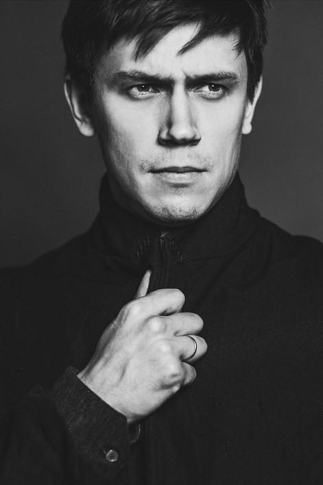 Леонид Бичевин. Фото Андрея Репина, 2017 год