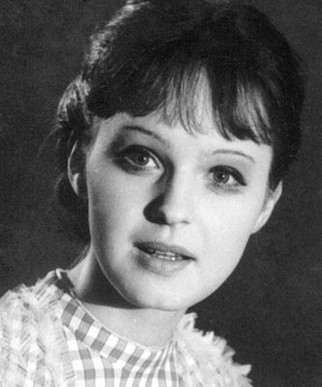 Елена Сотникова. Фотография спектакля «Леший», 1979 год