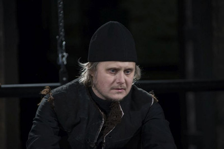 Олег Лопухов. Фотография спектакля «Очарованный странник», фото: Валерий Мясников