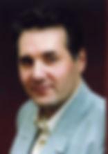Андрей Рапопорт. Фотография с фотосесии из личного архива