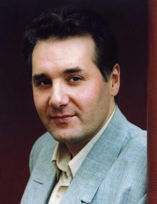 Андрей Рапопорт. Фотография с фотосесии из личного архива.