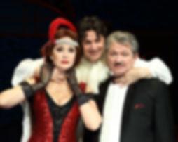 Спектакль «Карнавальная ночь» (венецианская комедия)