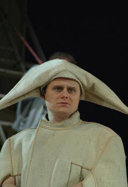 Олег Лопухов. Фотография спектакля «Амфитрион»