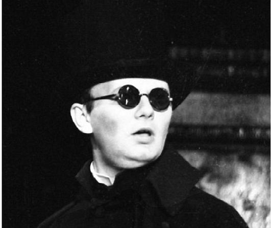Михаил Васьков. Фотография спектакля «Дело»