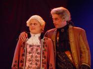 Олег Лопухов и Владимир Вдовиченков. Фотография спектакля «Царская охота»