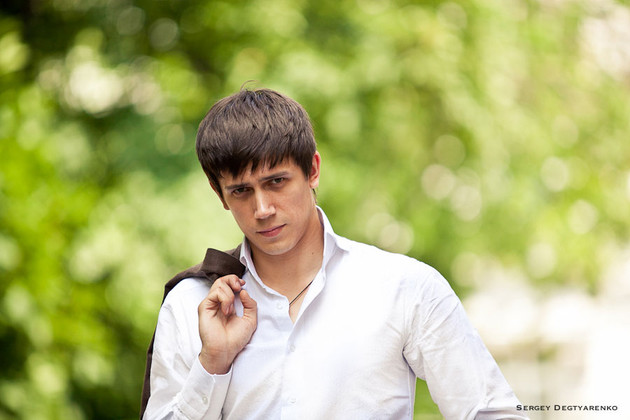 Леонид Бичевин. Фото Сергея Дегтяренко, 2017 год