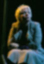 Александра Стрельцина. Фотография спектакля «Мера за меру», 2010 год
