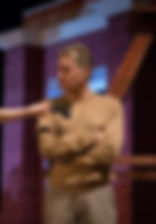 Андрей Рапопорт. Фотография спектакля«Семейный ужин в половине второго»