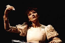 Марина Есипенко в спектакле «Пиковая дама», 1996 год