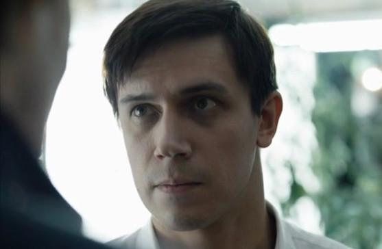 """Леонид Бичевин в сериале """"Триггер"""", 2018 год"""