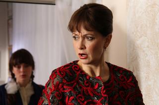 Ольга Кабо в сериале «Сильная слабая женщина»