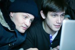 """Леонид Бичевин в фильме """"Подсадной"""", 2010 год"""