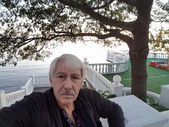 Рубен Симонов. Фото из личного архива.
