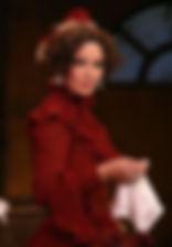 Лидия Вележева. Фотография спектакля «Дядюшкин сон», 2000 год